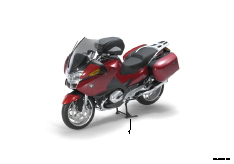Miniaturen BMW R1200 RT