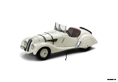 Miniaturen BMW 328 roadster