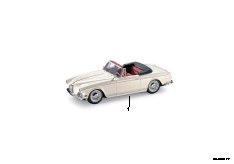 Miniaturen BMW 503 Cabrio
